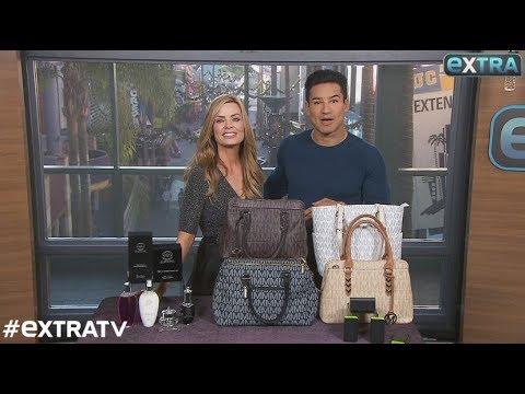'Extra's' Pop-Up Shop: Facial Care Sets, Handbags, and Power Banks