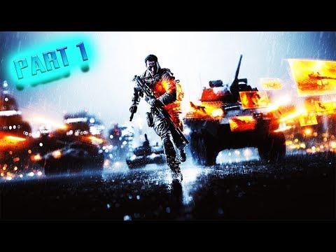 BATTLEFIELD 4 Walkthrough Gameplay Part 1-Baku (Hindi)