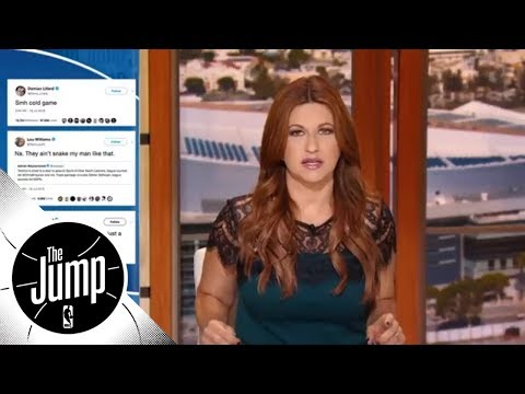 Rachel Nichols: Calling NBA 'just a business' is not that simple  The Jump  ESPN