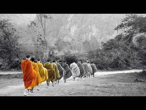 Buddhist Meditation Music: Buddhist Thai Monks Chanting for Meditation & Healing