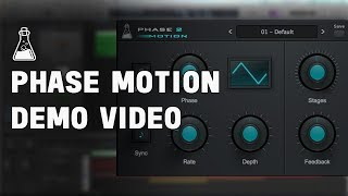 AudioThing Phase Motion 2 (Demo: Saw, Rhodes, Drums)