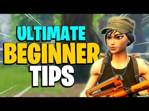 Fortnite Save the World Beginner Tips for New Players | Ultimate Edition PvE