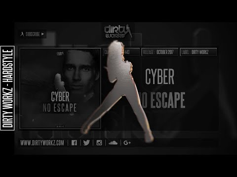 Cyber - No Escape (Official HQ Preview)