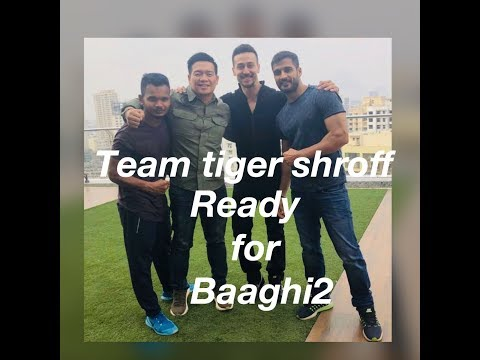 Baaghi2 movie Team tiger shroff  ready for baaghi2 action scene Mp3