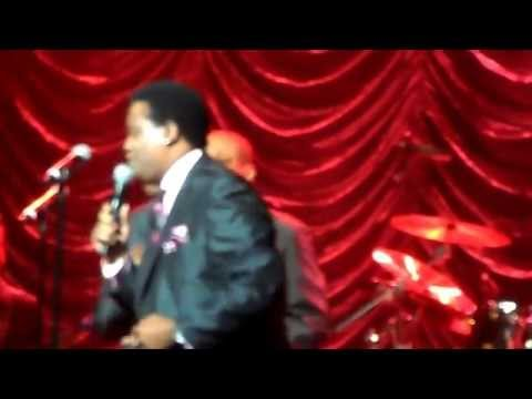 The Stylistics Live - I'm Stone In Love With You