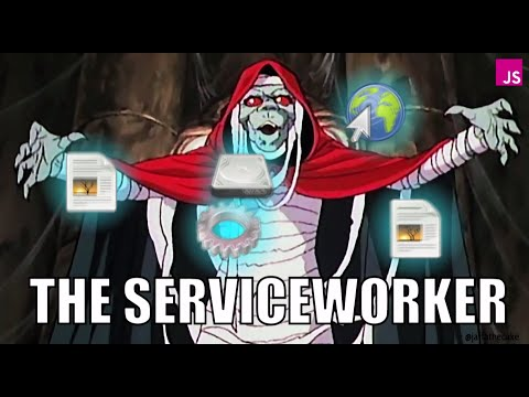 Jake Archibald: The ServiceWorker is coming, look busy | JSConf EU 2014