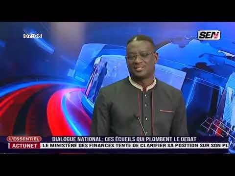 Etre chef de l'Etat et chef de parti politique : Mandiaye Cissé donne son avis