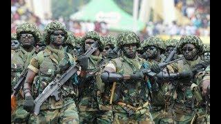 Les 10 Armées Les plus Puissantes d'Afrique 2018 - DavidFaitDesTops
