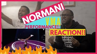 REACTION to Normani Motivation LIVE | 2019 Video Music Awards