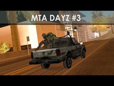 видео: mta dayz - Реванш
