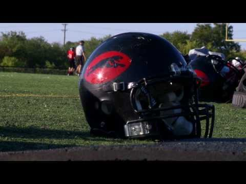 Pantego Academy Middle School Football Highlights 2013