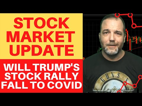 Stock Market Crash Update: Trump Stock Market + Covid Crash Again?