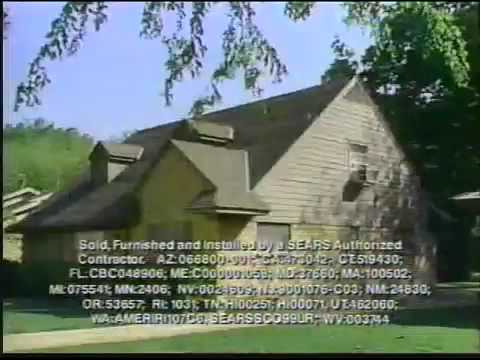 Sears Siding Commercial 1993 Doovi