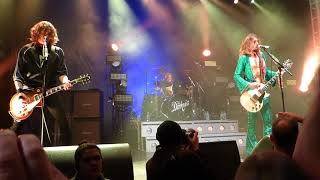 The Darkness - Southern Trains - O2 Academy - Leeds - 27.11.2017