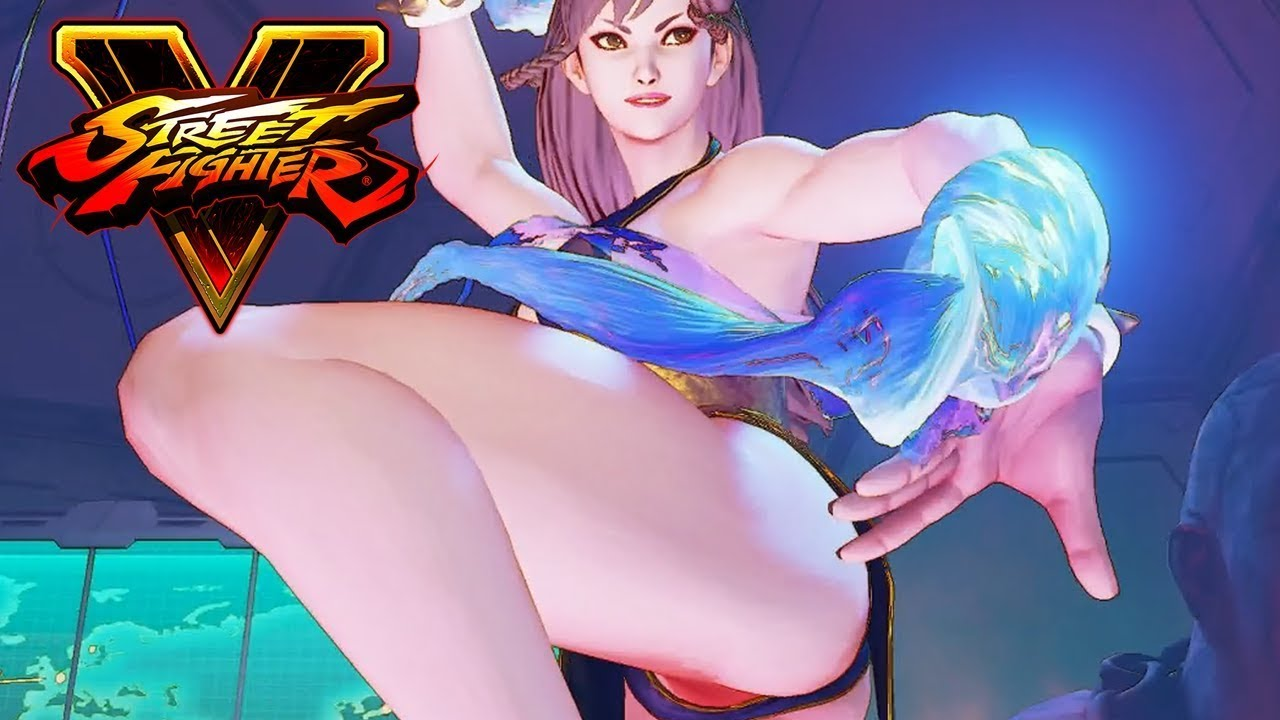 Chun li nude this