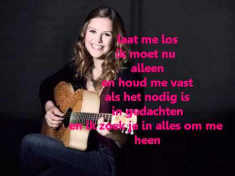 Dat ik je mis - Maaike Ouboter (Karaoke met songtekst)