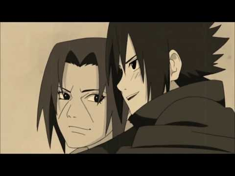 Naruto Shippuden Opening 6 (Flow Sign) Sasuke VS Itachi