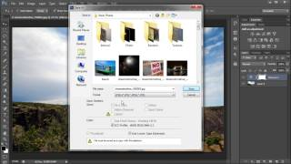 60 Second Photoshop Tutorial : Save Images (JPEG, PNG, BMP, TIFF, etc) -HD-(In this 60 second tutorial, you will learn how to save images in various formats from Photoshop CS6. Be sure to SUBSCRIBE because there will be a new tutorial ..., 2012-10-24T02:30:12.000Z)