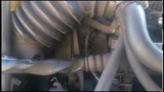 Swap silnika Opel Calibra/Vectra cz.1