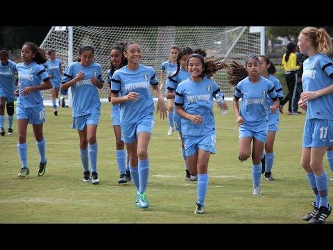 GU14 2017 State Cup Final: Pateadores Long Beach vs Nado Soccer Club