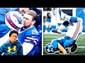 Gambar cover 10 Weirdest Injuries In NFL History It Was Crazy...Reaction