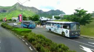 Mauritius Street View 2017 -  from Rose-Hill to Bagatelle