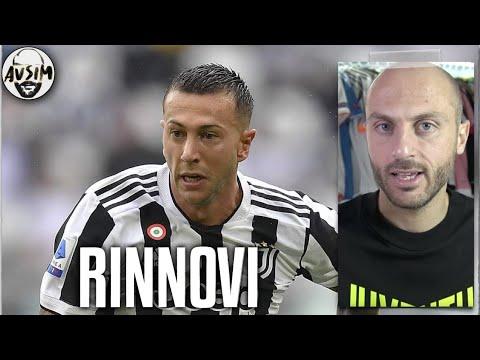 La Juventus vuole rinnovare Bernardeschi?     Mercato Avsim