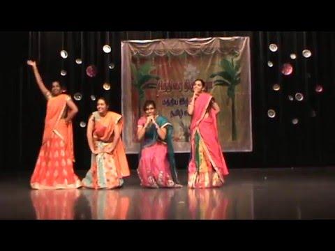 Chithirai Thiruvizha 2016- Ghilli - Dance