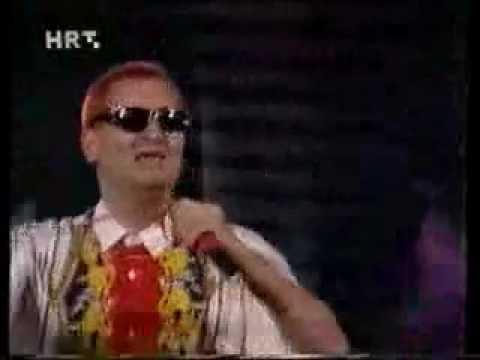 Dino Dvornik - Ništa kontra Splita (Splitski festival 1995.)