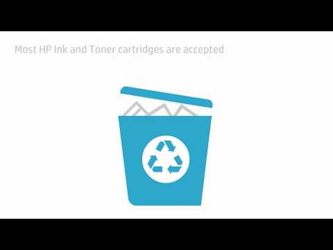 HP Planet Partners Cartridge Recycling
