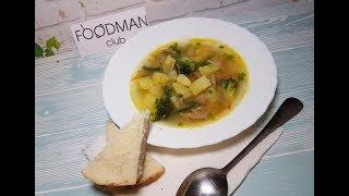 Суп-рагу из кролика: рецепт от Foodman.club