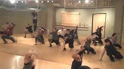ROSERO MCCOY DISNEY WATCH ME VIDEO dancer rough choreo rehearsal