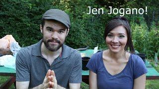 Ĝardenado kun Jogano en Esperanto