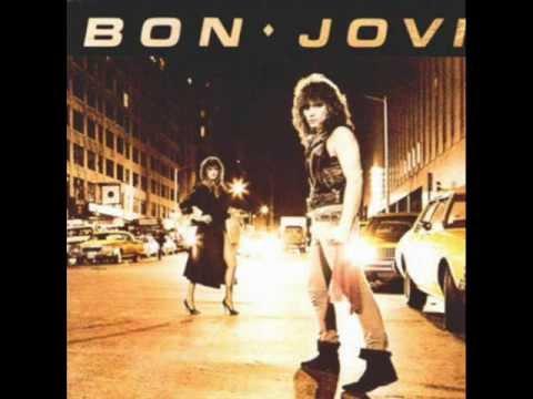 Bon Jovi - Shot through the heart (HQ)
