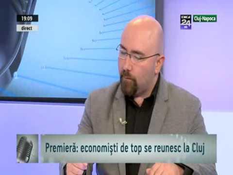 Sebastian Buhai si Cristian Litan despre ERMAS 2014 si situatia Stiintelor Economice in Romania