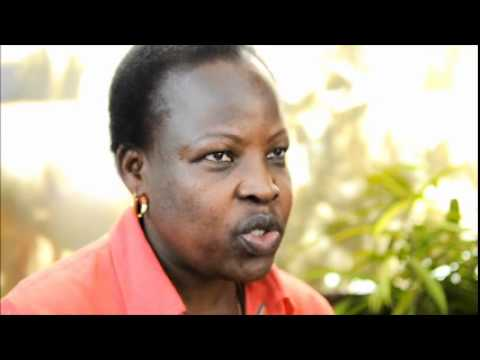 Jennifer Opondo - Kenya Tourist Board @ Indaba 2011