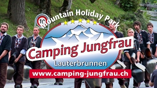 Swiss Folklore Night at Camping Jungfrau Holiday Park