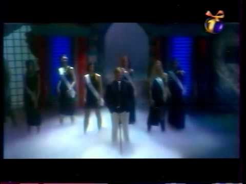 Новогодний голубой огонек 1999 года