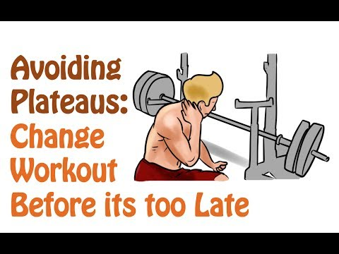 9. Avoid Plateaus by Regularly Changing Your Workout