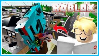 KEGABUTAN YANG HQQ!! (BROOKHAVEN Part 24) ROBLOX BANG CUPU