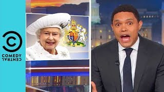 The Unofficial Royal Baby Announcement | The Daily Show With Trevor Noah