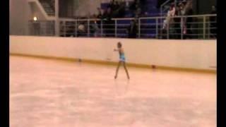 Степанова Полина 3 юн. 1- место (6 лет)