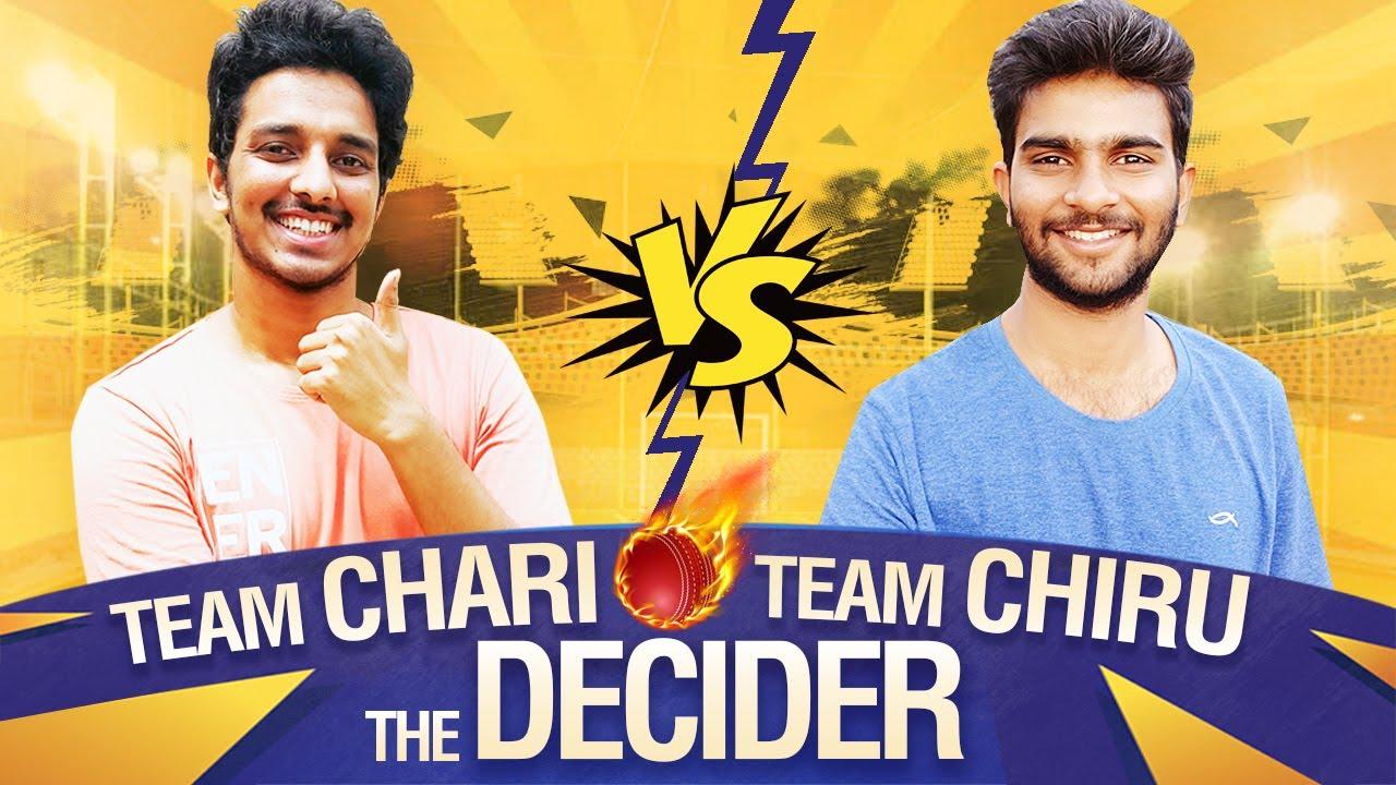 Cricket Vlog Part 2 Ft. Chiru & His School Gang   Chari Not Sorry