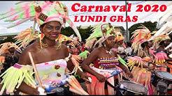 Carnaval Lundi Gras 2020 au FRANCOIS et au LAMENTIN.