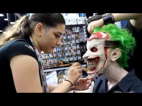 All About Cinema Makeup School
