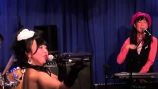 昭和歌謡バンド「Deja Vu(デジャヴ)」の2代目ヴォーカル:マリリンの...