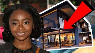 HOUSE TOUR | SKAI JACKSON