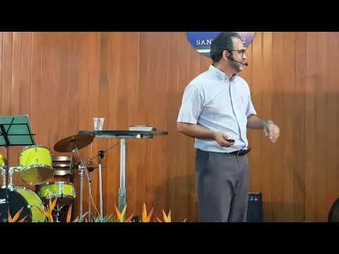 Tema: Una Iglesia Madura//Leonardo Santana