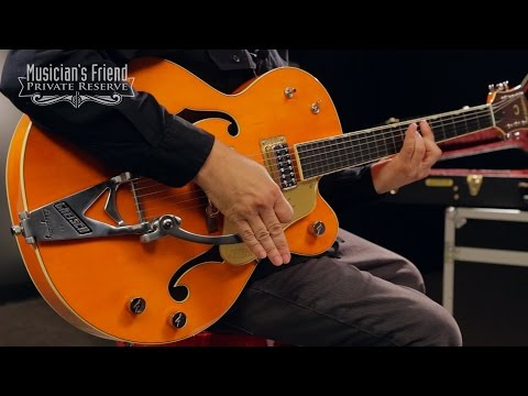 Gretsch Guitars G6120T-59 Vintage Select Edition '59 Chet Atkins Hollowbody Electric Guitar