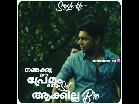 Malayalam status single whatsapp Single Boy